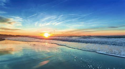 le migliori spiagge del mondo   tramonto perfetto