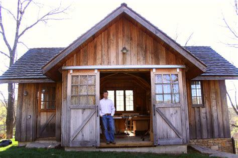 woodshop building designs