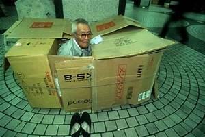 Living In The Box : the homeless box people of shinjuku japan gallery ebaum 39 s world ~ Markanthonyermac.com Haus und Dekorationen