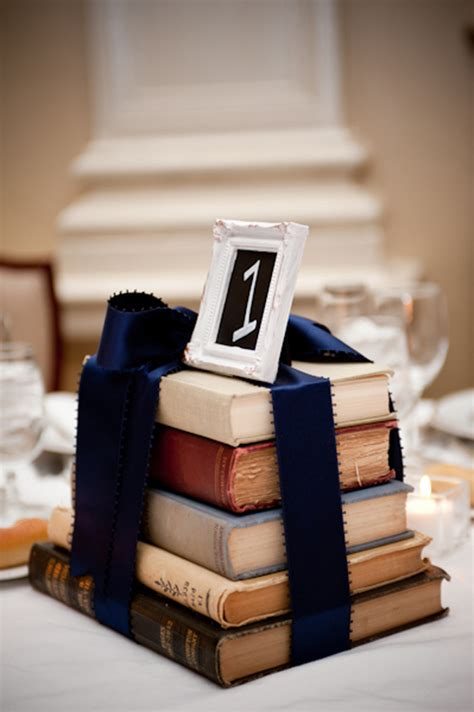 cheap books for decoration 12 creative diy centerpiece ideas for the crafty