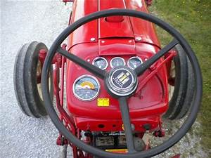 1957 Ih Farmall 350 Utility Tractor For Sale