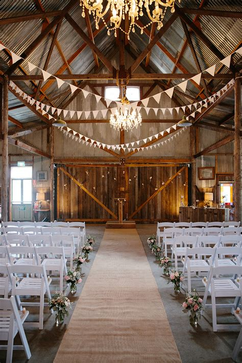 Rustic Diy Barn Wedding James Looker Melbourne Wedding