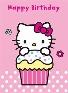 Hello Kitty Birthday Clipart 80