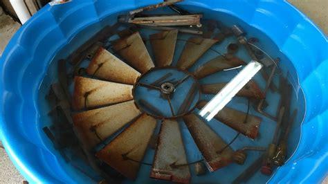 rust remove metal