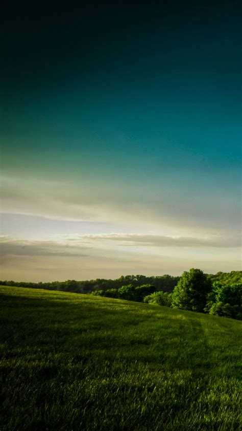 Cool Green Field Iphone 6s Wallpapers Hd