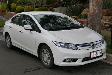 Used Cars For Sale Honda Civic Hybrid