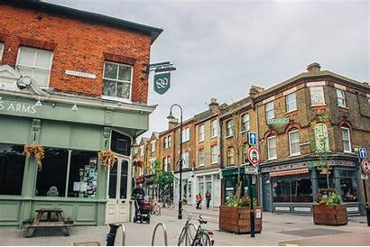 Walthamstow Village London Ck
