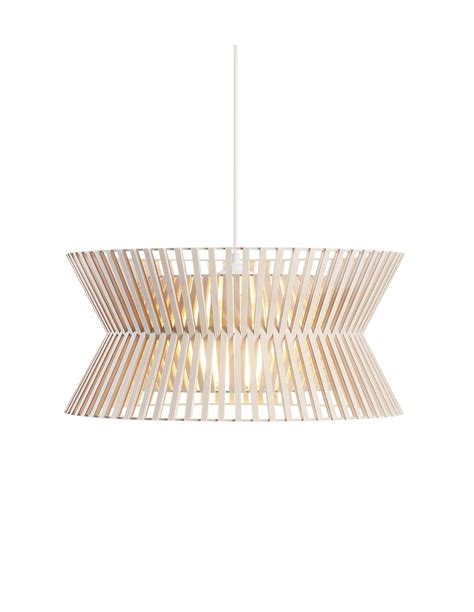 suspension au design scandinave kontro 6000 en bois
