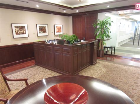 Traditional Reception Desk by Traditional Reception Desk R6112c Conklin Office Furniture