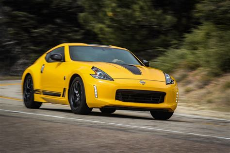 Nissan 370z 2018 by 2018 Nissan 370z Reviews And Rating Motor Trend