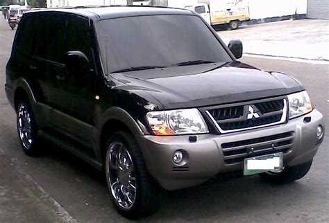 best car repair manuals 2005 mitsubishi pajero navigation system kifliden 2005 mitsubishi pajero specs photos modification info at cardomain