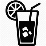 Drink Icon Lemonade Soda Icons Cold Vector