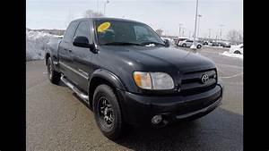 2003 Toyota Tundra Limited Access Cab Stepside 4x2