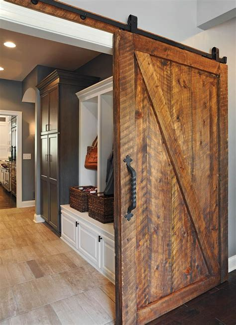 Barn Doors For Homes by Westerville House Remodel By Dave Fox Design Build