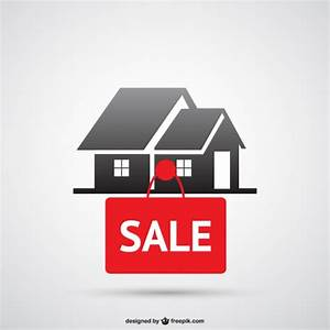 House for sale logo Vector | Free Download