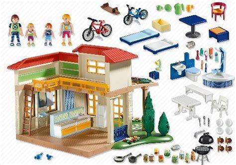 4857 maison de cagne de playmobil