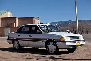 The Street Peep  1990 Ford Tempo Rally Edition