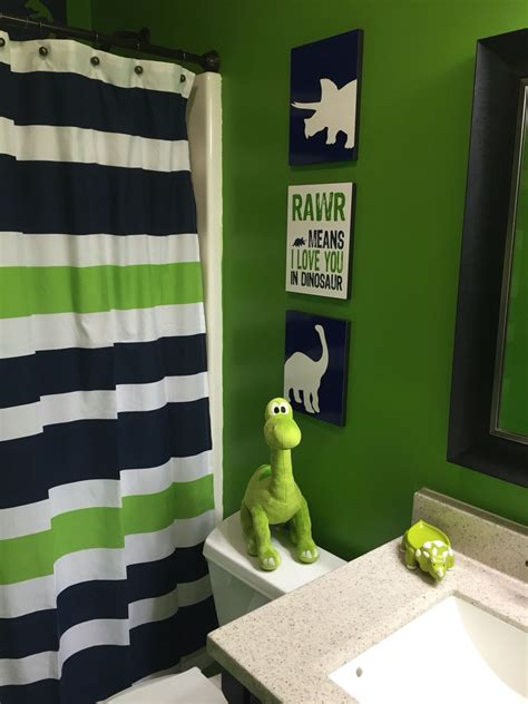 bathroom ideas for boy and dinosaur bathroom house room kid
