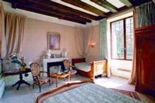 chambre henri 2 chambres château de jallanges