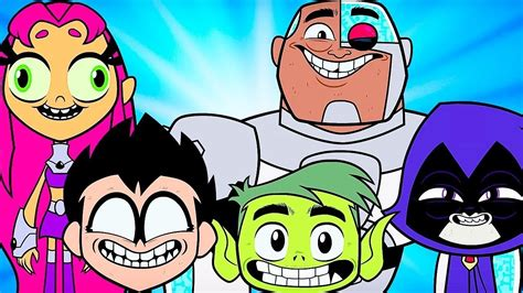 Teen Titans Go Pictures Dc 39 S Animated Tv Show Teen Titans Go Receives Emmy Nomination