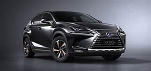 Lexus Nx Pack : 2018 lexus nx gets a fresh face in shanghai carscoops ~ Gottalentnigeria.com Avis de Voitures