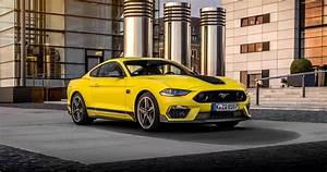 Ford Is Bringing The Mustang Mach 1 To European Market In 2021