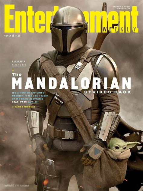 'The Mandalorian': Din Djarin & Baby Yoda Return In First ...