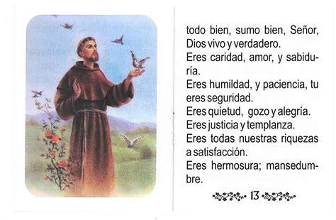 Oraciones a San Francisco de Asis - LS247 and 50 similar items