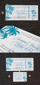 17 best ideas about boarding pass invitation on pinterest With destination wedding invitations nz
