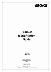 Product Identification Guide V2 11
