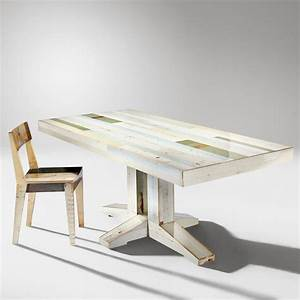 200 Canteen Table by Piet Hein Eek for The Future Perfect ...
