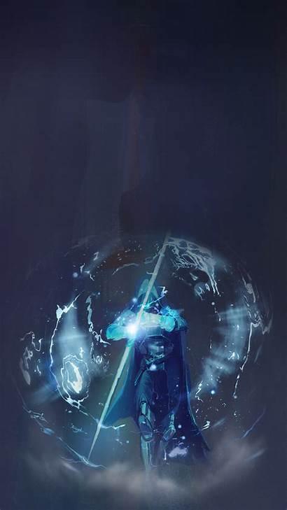 Wallpapers Destiny Mobile Hunter Iphone Supers Warlock