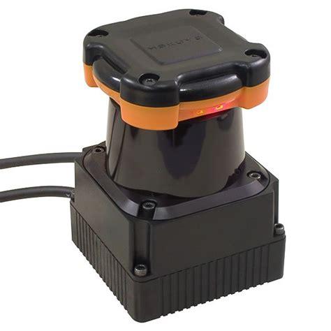 hokuyo utm 30lx scanning laser rangefinder robotshop