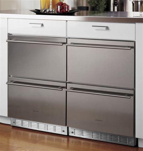 easy pieces    counter refrigerator drawers undercounter refrigerator kitchen