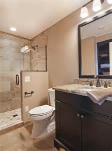 accessible basement bathroom ideas with and less effort designs homesfeed - Basement Bathroom Designs