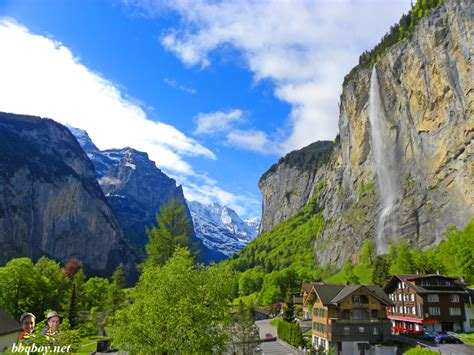 Great Hikes And Stunning Views In Lauterbrunnen And The