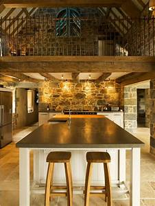 15 Of The Most Incredible Kitchens Under A Mezzanine