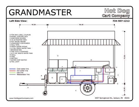 wiring diagram for concession trailer wiring diagram for concession trailer chevrolet wiring