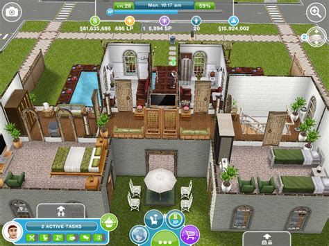 12 best images about sims freeplay home design on the secret house interiors and
