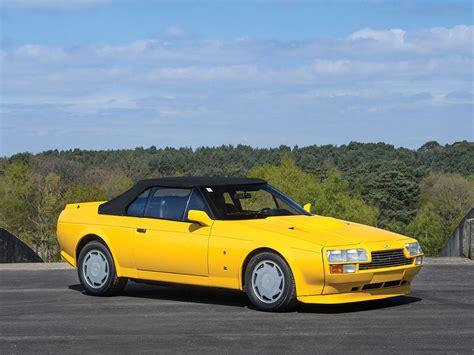 Martin Vantage Volante by Aston Martin V8 Vantage Volante 1989 Sprzedany Giełda