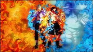Ace,Marco and White Beard Full HD Wallpaper and ...