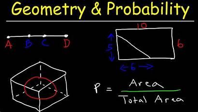 Geometry Probability Length Volume Problems Area Basic