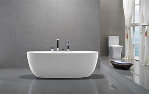 Freistehende Acryl Badewanne : freistehende badewanne roma plus acryl wei 170 x 80 cm badewelt badewanne freistehende wannen ~ Sanjose-hotels-ca.com Haus und Dekorationen