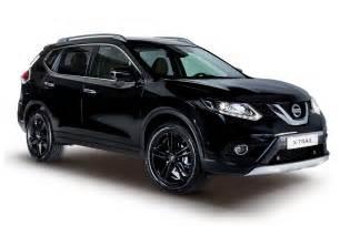 2016 Nissan X-Trail Black