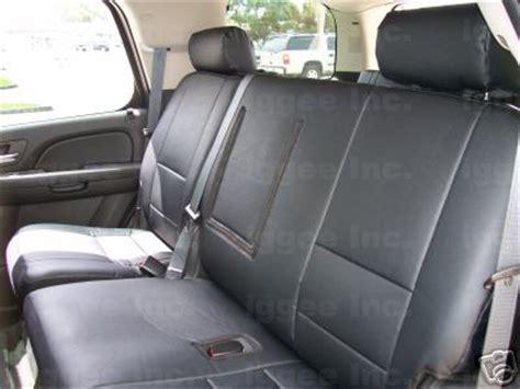Chevy Silverado 20072012 Vinyl Custom Seat Cover
