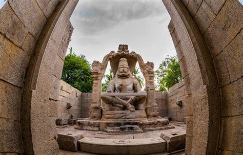 Lakshmi Narasimha Temple - Hampi | Karnataka Tourism 2020 ...