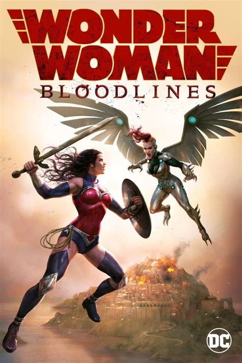 woman bloodlines animated  artwork synopsis
