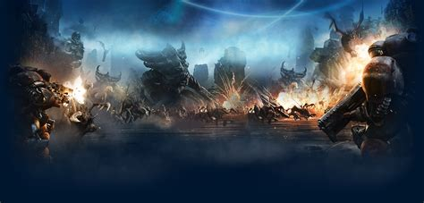 Wallpaper Of Desktop 2 starcraft ii wallpapers pictures images