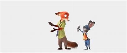 Disney Zootopia Gifs Animation Fox Clever Walt
