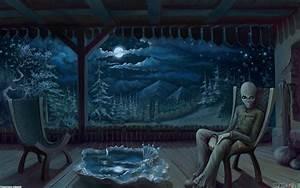 Alien planet art | Aliens Planet Art | Pinterest | Search ...